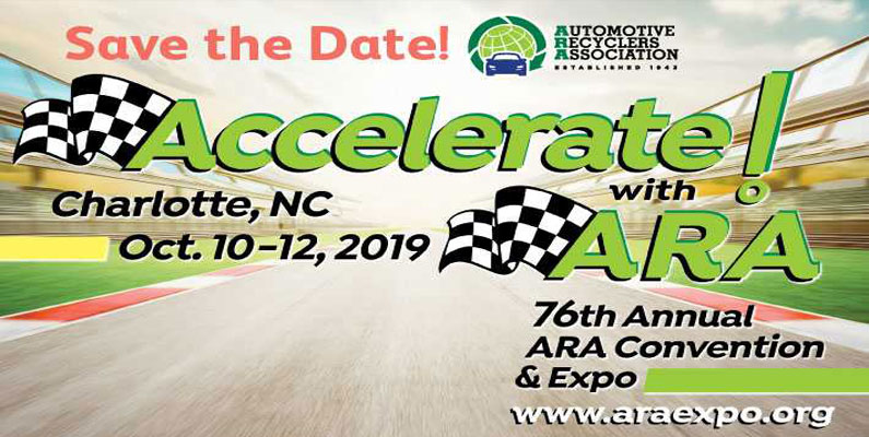 Automotive Recyclers Association National Conference and Trade Show