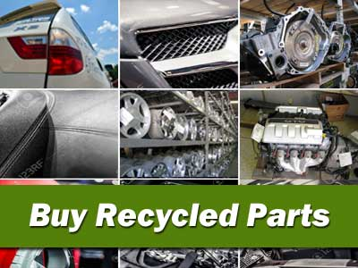 Search for Used Auto Parts in NJ